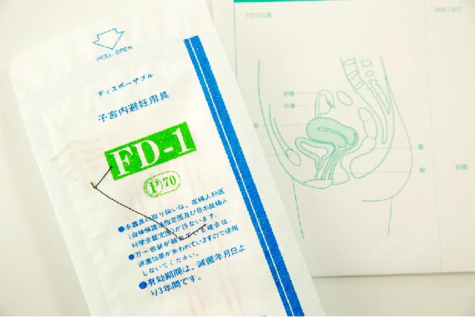 避妊リング(IUD)